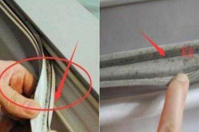 冰箱胶条总是发霉怎么处理?艾浩尔专业防霉防潮