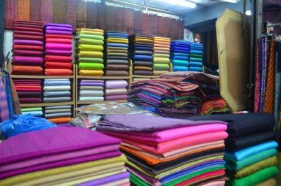 纺织防霉剂可以预防布料发霉